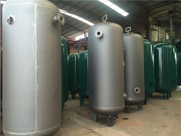 3000L 1.0mPa Carbon Steel Low Pressure Air Tank For Machinery Manufacturing Industry